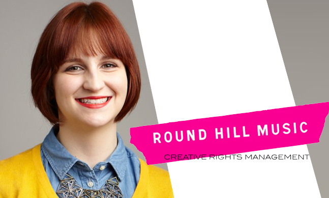 Mallory Zumbach | Senior Director, Creative | Round Hill Music