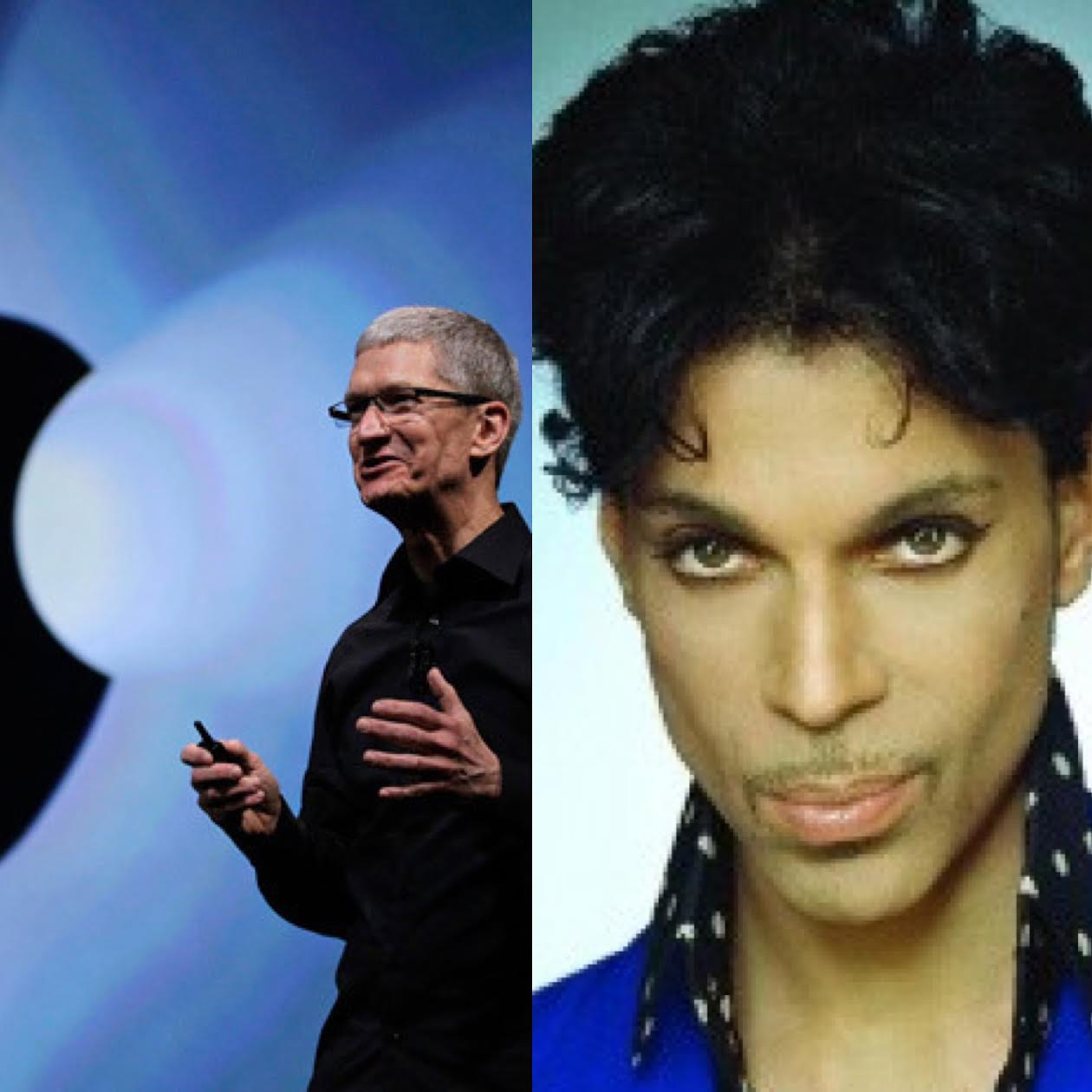 Prince - apple Kings of A&R